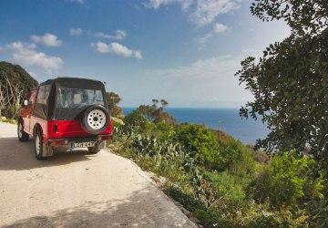 Alugar carro em Malta