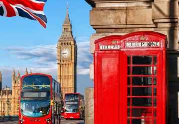 Custo de vida na Inglaterra