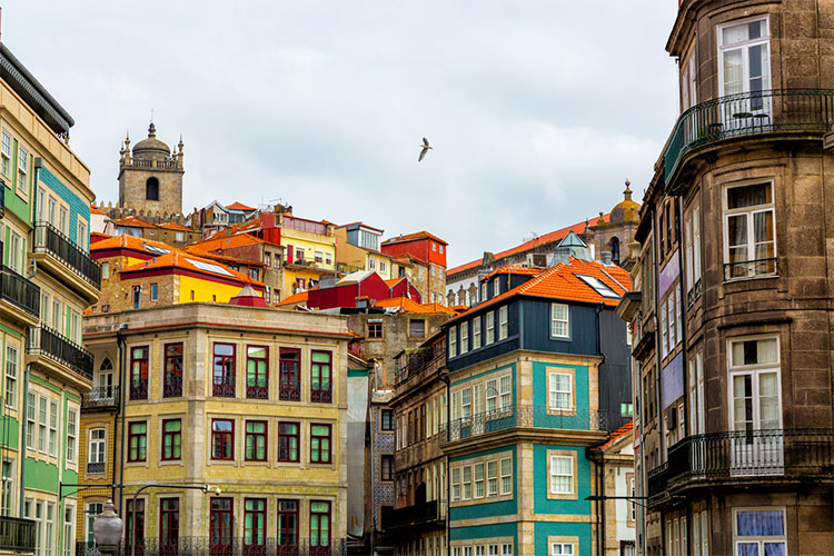 custo de moradia no Porto