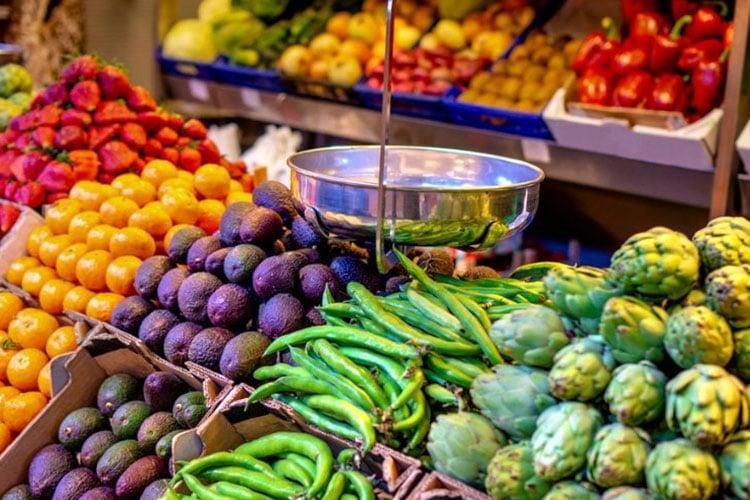 Custo de supermercado na Espanha