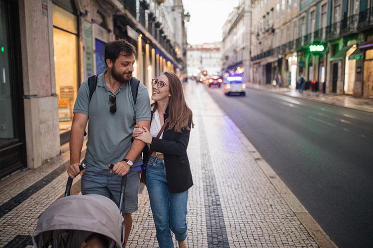 Morar em Portugal com qualidade de vida