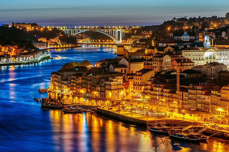 Morar no Porto em Portugal