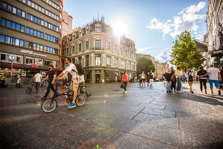 vida em Oslo