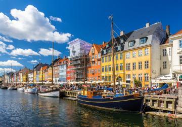 Como morar na Dinamarca