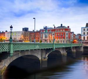 Custo de vida em Dublin