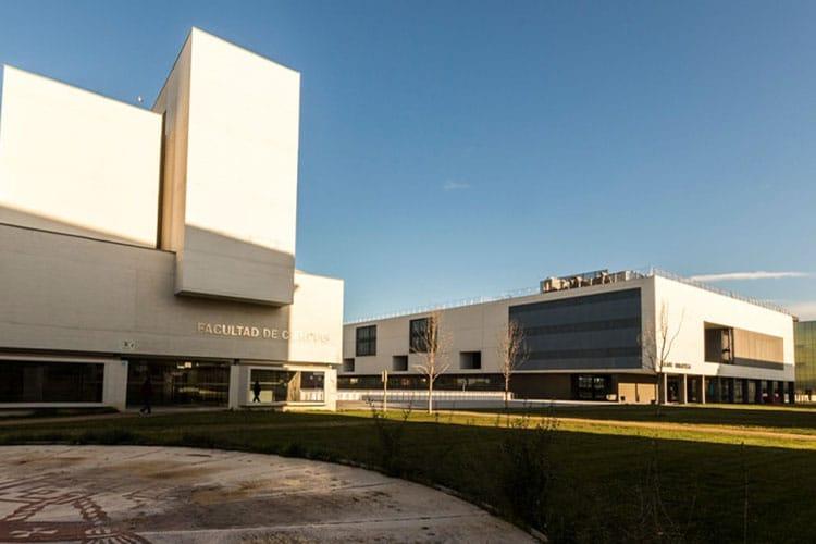 Faculdade na Espanha