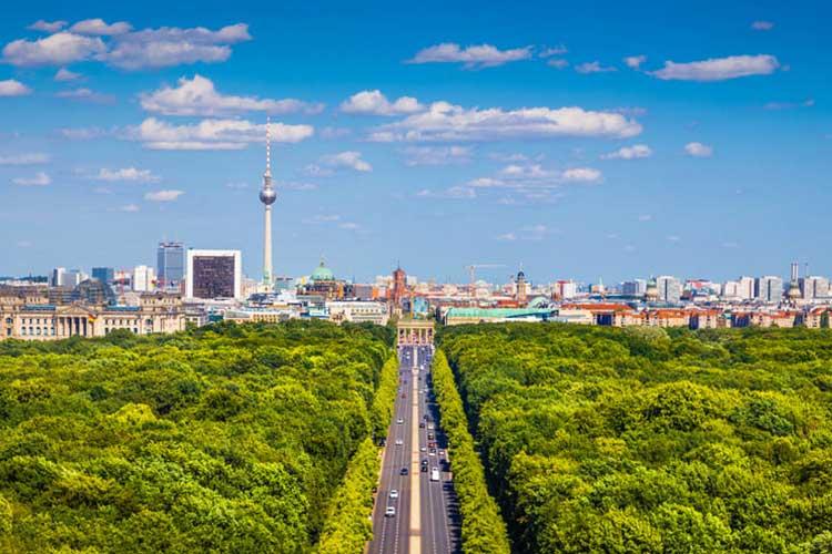 berlim cidade mais visitada na Alemanha