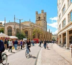 Cidades pequenas da Inglaterra