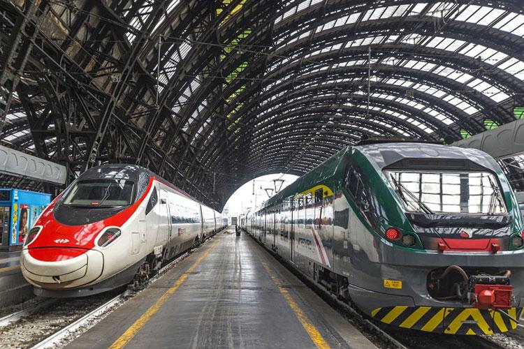 Custo transporte na Itália
