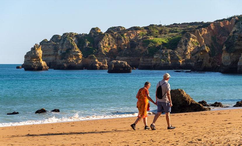 aposentadoria no Algarve