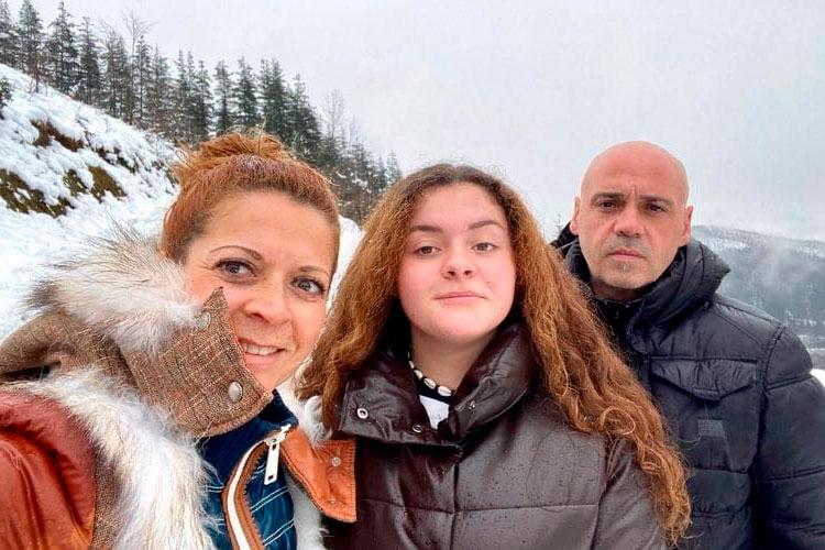 morar na Espanha com filhos Márcia