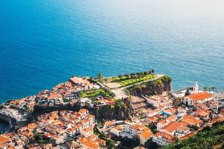 Câmara dos Lobos Ilha da Madeira