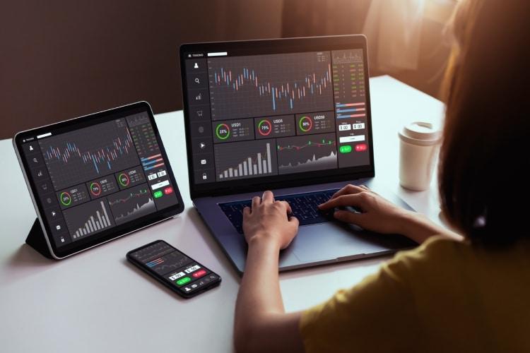 Trader em Portugal online