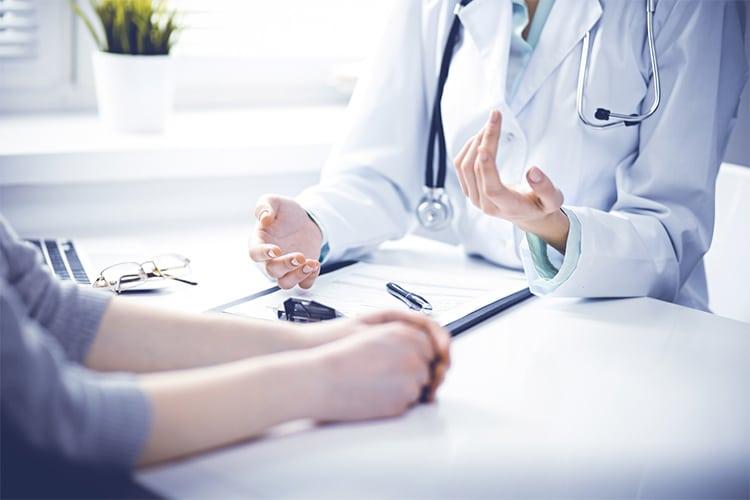 consulta com médico de família