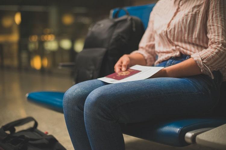 Mais de 20 mil brasileiros adquiriram nacionalidade portuguesa em 2020 aeroporto