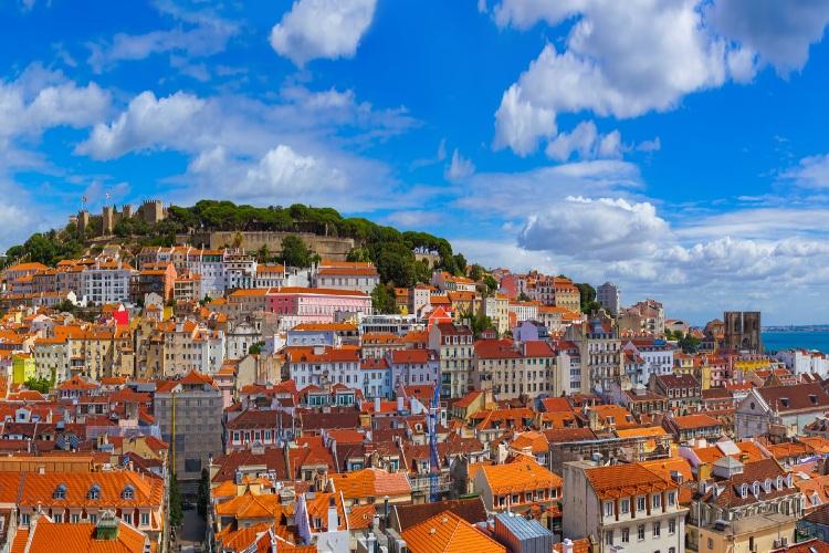Paisagem Lisboa