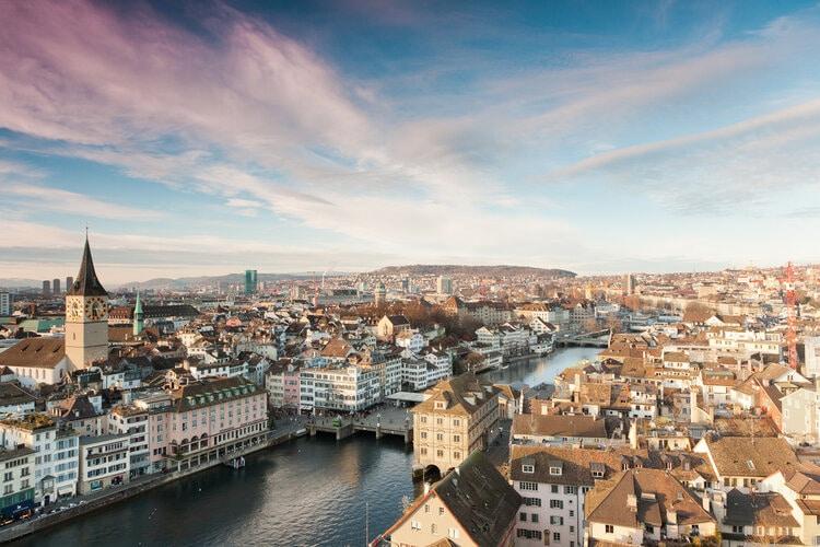 Qualidade de vida na Suíça
