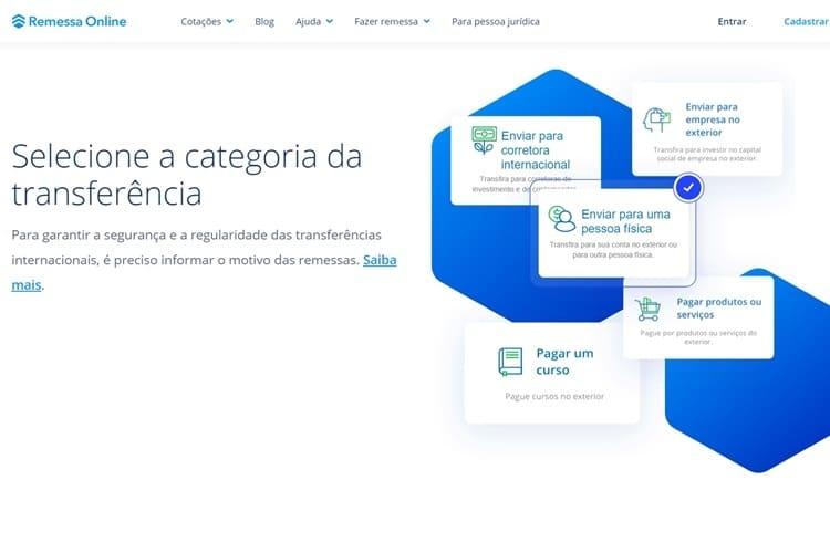 Remessa Online vale a pena envio dinheiro