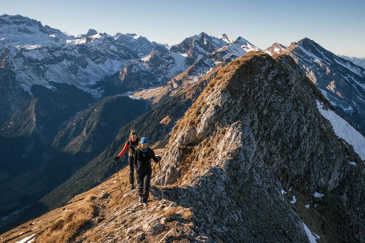 Caminhada Alpes Suíça