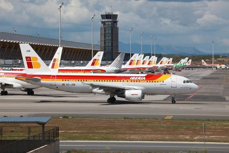 Comprar passagem para Espanha Madri