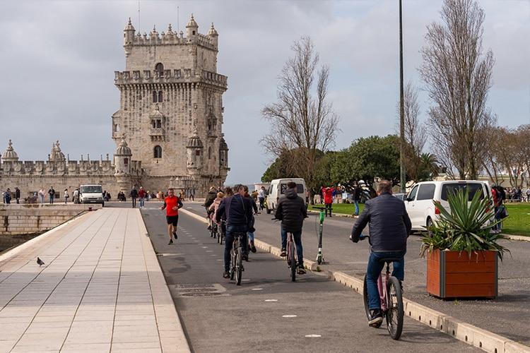 Dia a dia em Lisboa