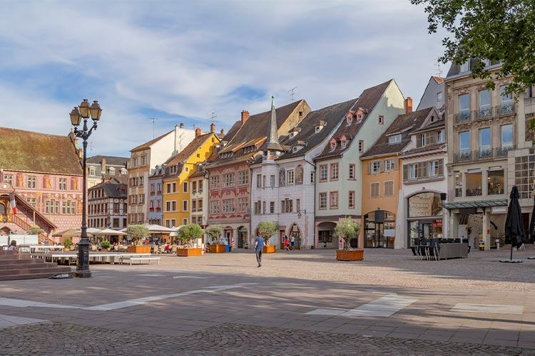 Mulhouse entre as cidades francesas mais baratas