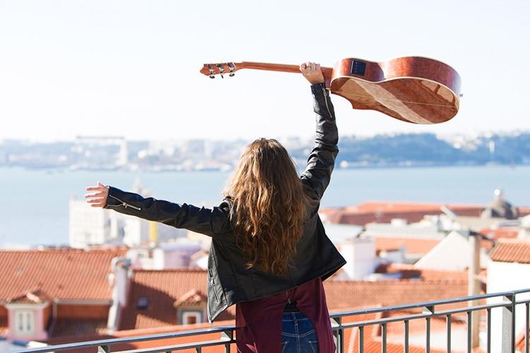 Músicos brasileiros em Portugal