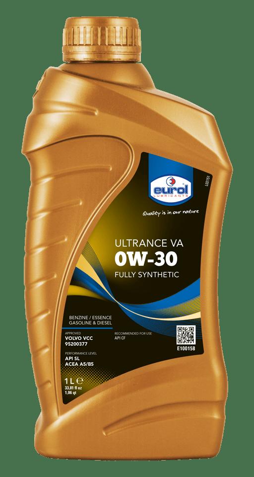 Eurol Ultrance VA 0W-30 Арт. E100158-1L