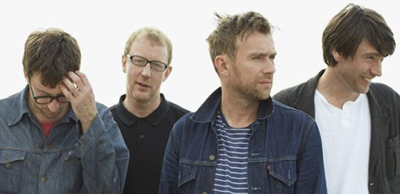 Blur presenta nuevo disco 'The Magical Whip'