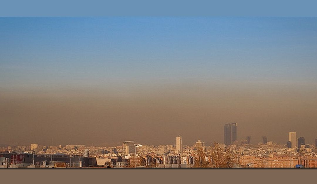 COP25 / Contaminación en Madrid (https://www.flickr.com/photos/cambelo)