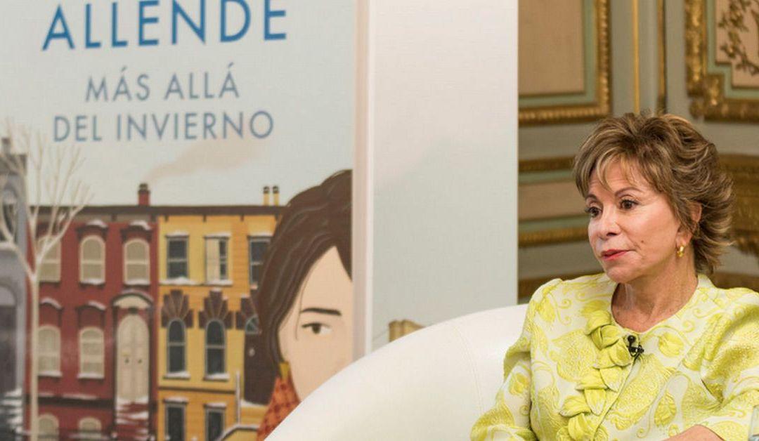 Isabel Allende publica historia sobre el Winnipeg
