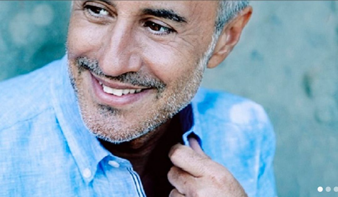 El exitoso regreso de Sergio Dalma versionando clásicos italianos