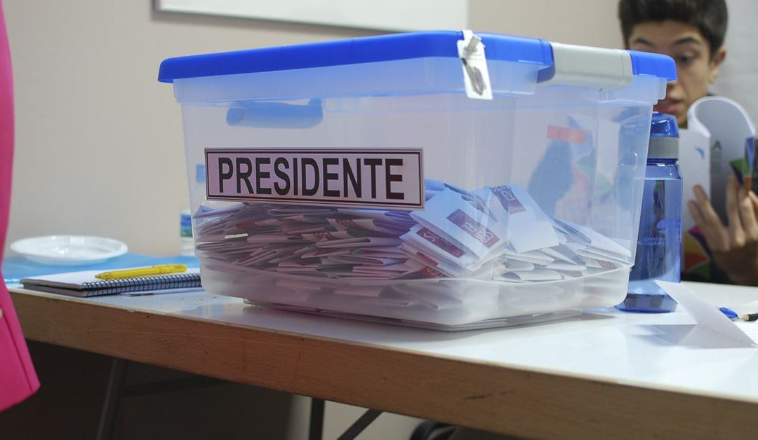 Elecciones Presidenciales Chile: La Izquierda para a Piñera