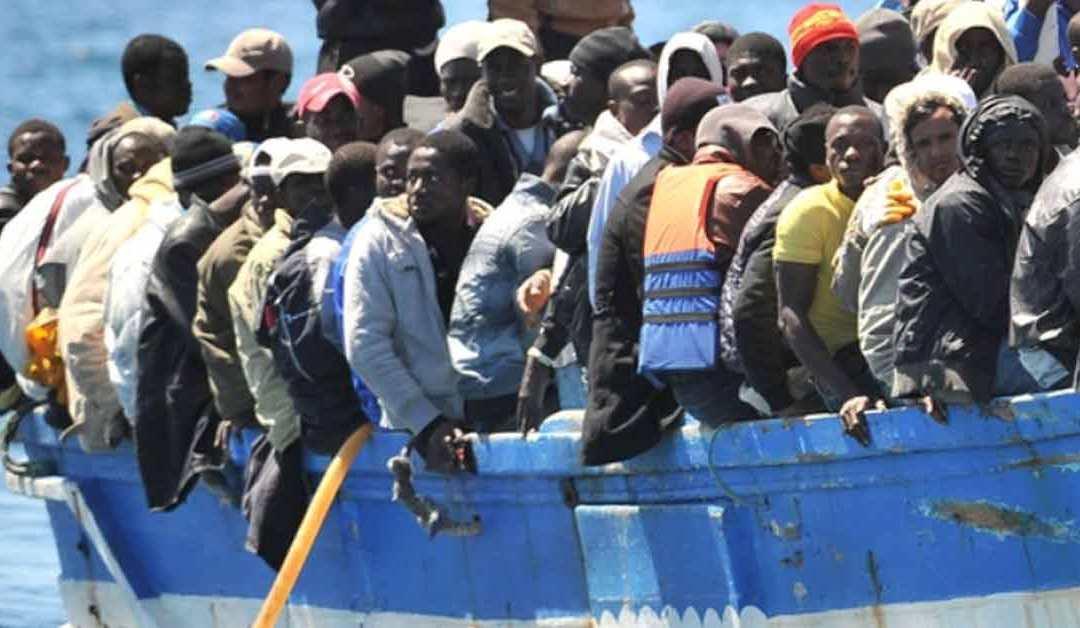 informe CIDOB: España recibe récord de inmigrantes en 2016