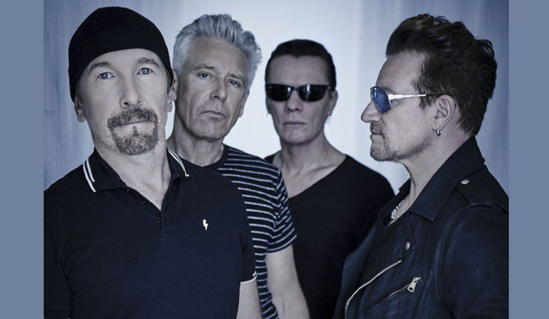 U2 lanza The Virtual Road en Youtube : serie de 4 conciertos, empezando con 'Live From Slane Castle'
