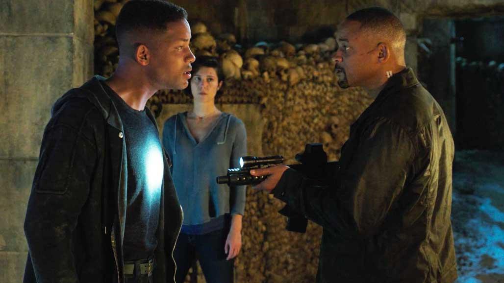 Estrenos: Ang Lee clona a Will Smith en una futurista Geminis