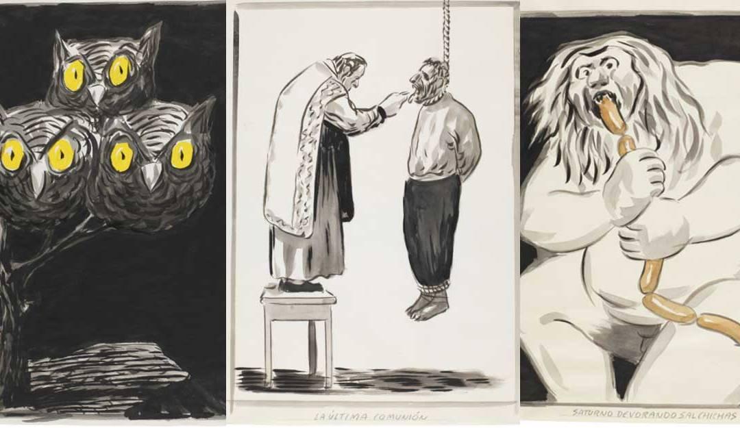Expo en Museo del Prado: El Roto y Goya unidos contra la estupidez humana