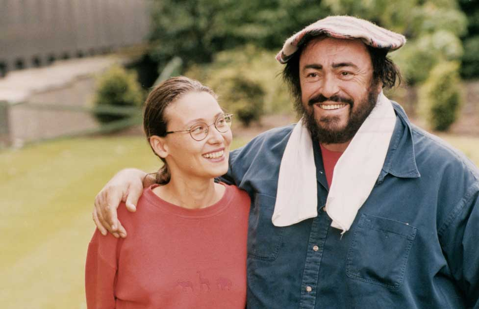 Pavarotti documental