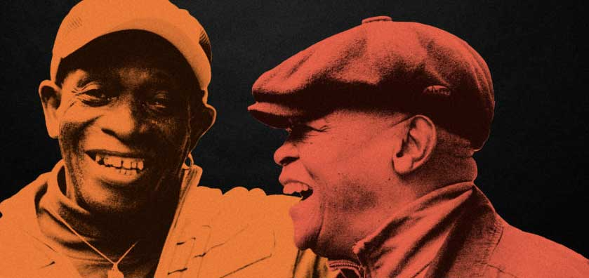 Fela kuti - Tony Allen y Masekela juntos