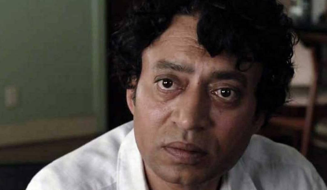 Irrfan Khan, actor indio de La vida de Pi y Slumdog Millioraire, falleció de cáncer en Bombay