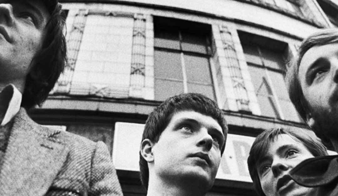 Ian Curtis de Joy Division epilepsia