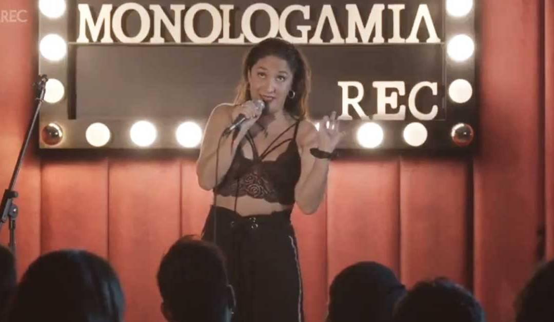 stand up 'Monologamia Rec' hace reír en Amazon Prime Video
