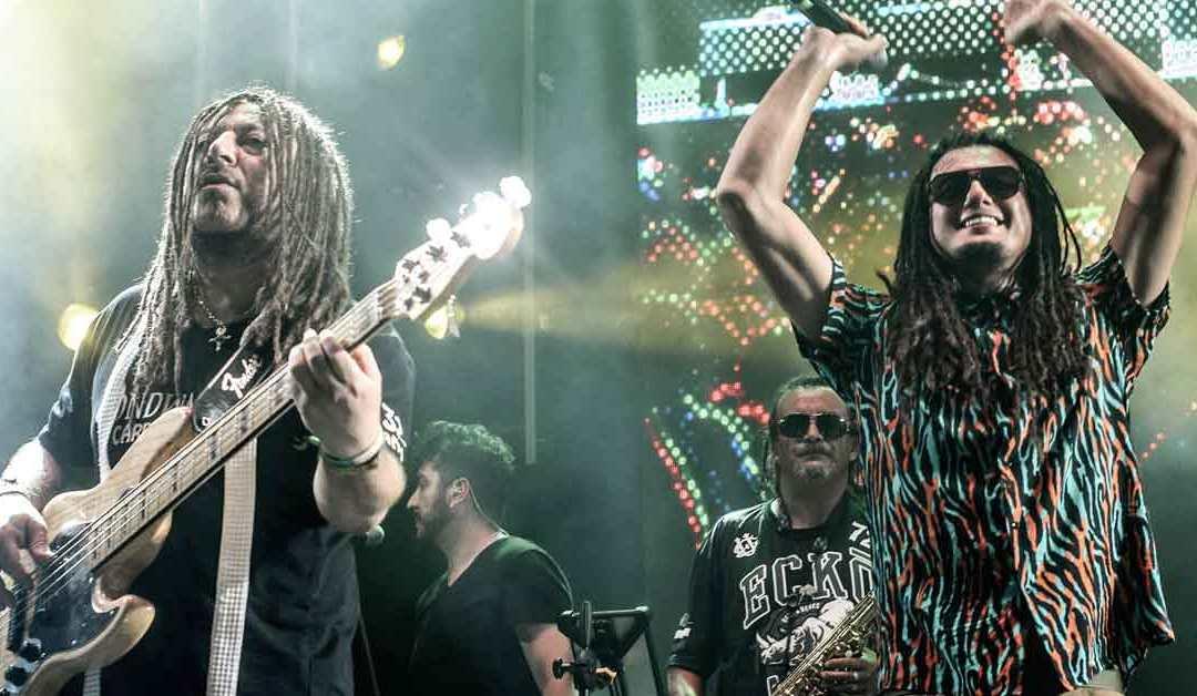 Gondwana, la banda reggae cabecera de Messi, reaparece con un concierto en streaming en septiembre