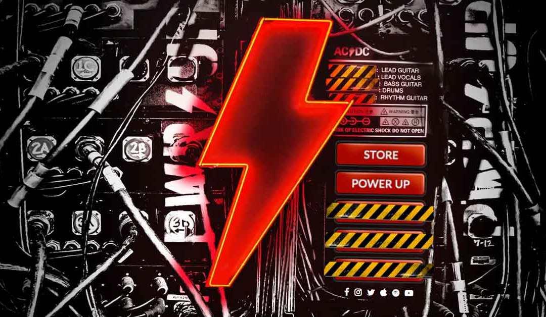 AC-DC lanza el primer single de su nuevo disco 'PWRUP'
