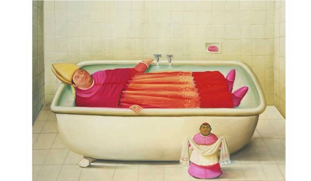 'Botero. 60 años de pintura' : una maravilla de expo en Centro Cibeles Madrid