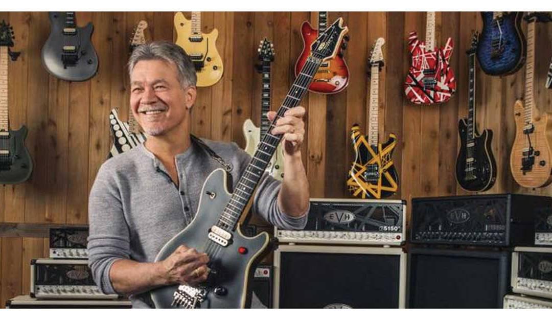 Las guitarras lloran: Eddie Van Halen fallece a los 65 años