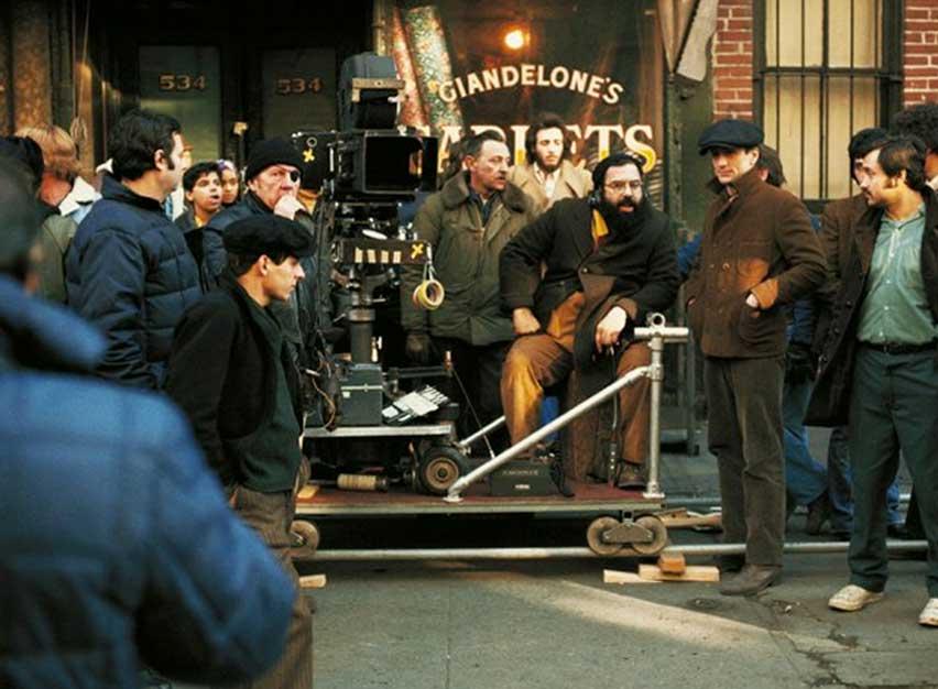 steve Shapiro / Francis Coppola