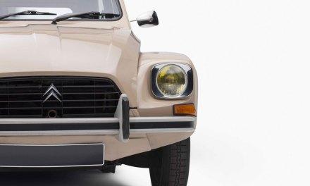 El Citroën Dyane cumple 50 años