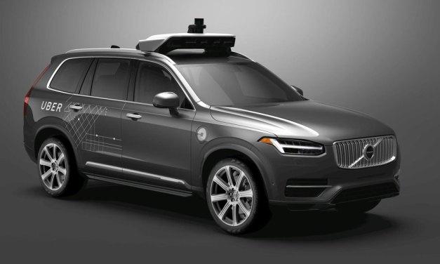 Volvo y Uber unen fuerzas para la realización de coches autónomos
