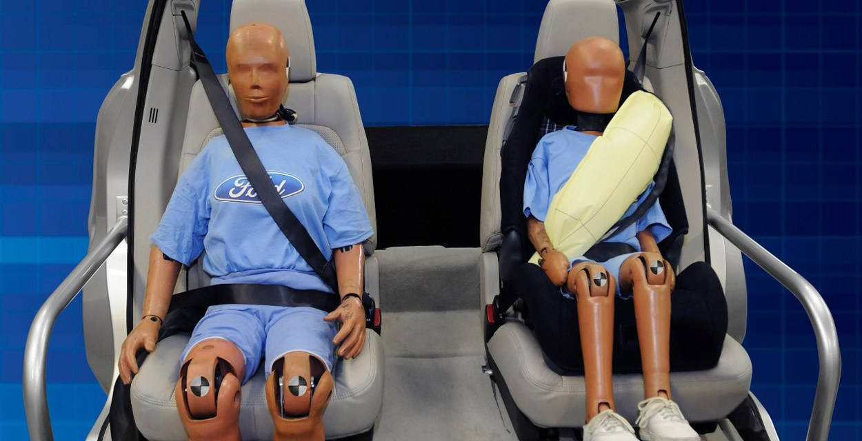 Los niños, principales olvidados en los sistemas de retención en coches